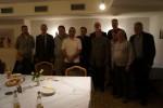 Der wieder gewählte Vorstand und die Beisitzer